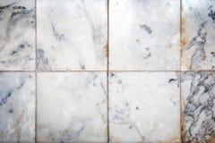 Plan rapproché d'un plancher de marbre lisse photo stock