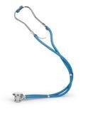 Plan rapproché d'un stéthoscope médical Photographie stock libre de droits