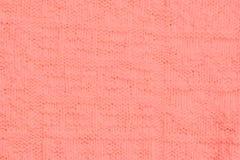 Plan rapproché d'une configuration de laine Photos libres de droits