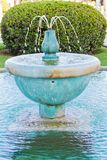Plan rapproché de fontaine Image stock
