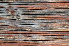 Plan rapproché d'une surface en bois image libre de droits