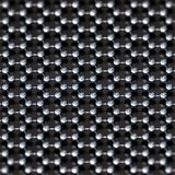 Plan rapproché dans une vue de face d'une structure nanoe photo stock