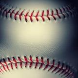plan rapproché de base-ball images stock