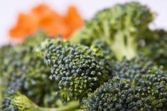Plan rapproché de broccoli Photos libres de droits