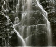 Plan rapproché de cascade Image stock