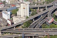 Plan rapproché de circulation routière Photos libres de droits