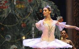 Plan rapproché de Clara - le casse-noix de ballet Photo stock