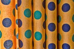 Plan rapproché de Dots Abstract Background Photo stock