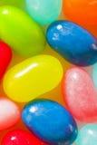 Plan rapproché de dragées à la gelée de sucre (multicolore) Photos libres de droits