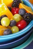 Plan rapproché de fruit Images stock