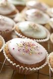 Plan rapproché de gâteaux Images stock