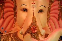 Plan rapproché de Ganesh Image libre de droits