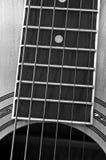 Plan rapproché de guitare photos libres de droits