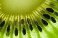 Plan rapproché de kiwi Images stock