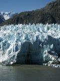 Plan rapproché de l'Alaska de glacier de Margerie Photos stock