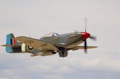 Plan rapproché de l'usine CA-18 d'air de Commonwealth Photographie stock libre de droits