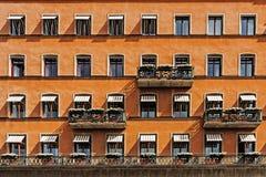 Plan rapproché de la façade de l'hôtel grand Stockholm Photo stock