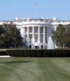Plan rapproché de la Maison Blanche Image stock