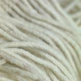 Plan rapproché de laines Images stock