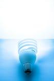 Plan rapproché de lampe fluorescente Photographie stock libre de droits