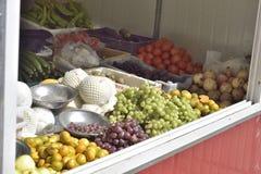 plan rapproché de magasin de nourriture de Non-agrafe Photographie stock libre de droits
