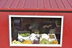 plan rapproché de magasin de nourriture de Non-agrafe Photo libre de droits