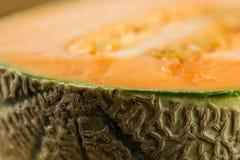 Plan rapproché de melon Images stock