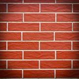 Plan rapproché de mur de briques comme texture Image libre de droits