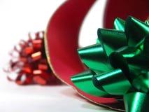 Plan rapproché de Noël Photographie stock