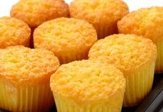 Plan rapproché de petits gâteaux, petit pain simple espagnol typique Image libre de droits