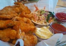 Plan rapproché de plat de nourriture délicieuse Photo stock