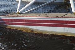 Plan rapproché de ponton Photo libre de droits