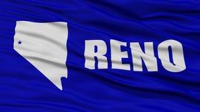 Plan rapproché de Reno City Flag Photos libres de droits