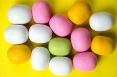 Plan rapproché de sucreries Photographie stock
