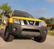 Plan rapproché de SUV Photos stock