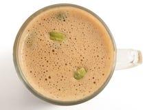 Plan rapproché de tasse de thé Images stock