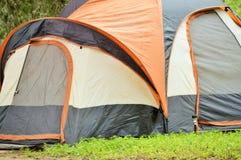 Plan rapproché de tente Photo libre de droits