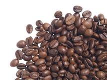Plan rapproché de texture de coffe Photographie stock libre de droits