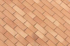 Plan rapproché de texture de toit Photo stock