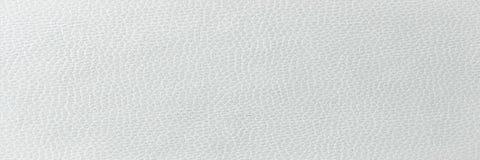 Plan rapproché de texture sans couture de cuir blanc Fond avec la texture du cuir blanc Image libre de droits
