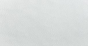 Plan rapproché de texture sans couture de cuir blanc Fond avec la texture du cuir blanc Images libres de droits