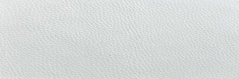 Plan rapproché de texture sans couture de cuir blanc Fond avec la texture du cuir blanc Texture en cuir beige, peau blanche de va Photos stock