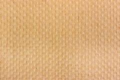 Plan rapproché de texture tricoté par laine beige Fond naturel de tissu de laine Photos stock