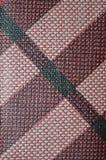 Plan rapproché de tissu Image stock