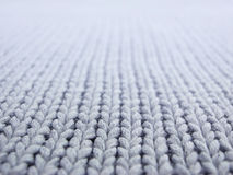 Plan rapproché de tricots Photographie stock libre de droits