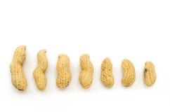 Plan rapproché des arachides photo libre de droits