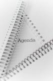 Plan rapproché des cahiers Photo libre de droits