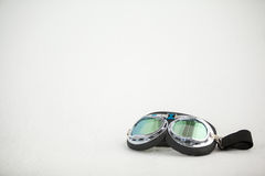 Plan rapproché des lunettes d'aviateur photos libres de droits