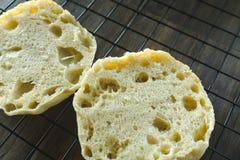 Plan rapproché des petits pains Images stock