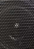 Plan rapproché des textures de haut-parleurs Photographie stock libre de droits